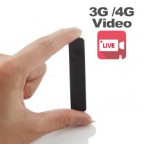 Micro Camera Spy Button Live Streaming 3g 4g WiFi